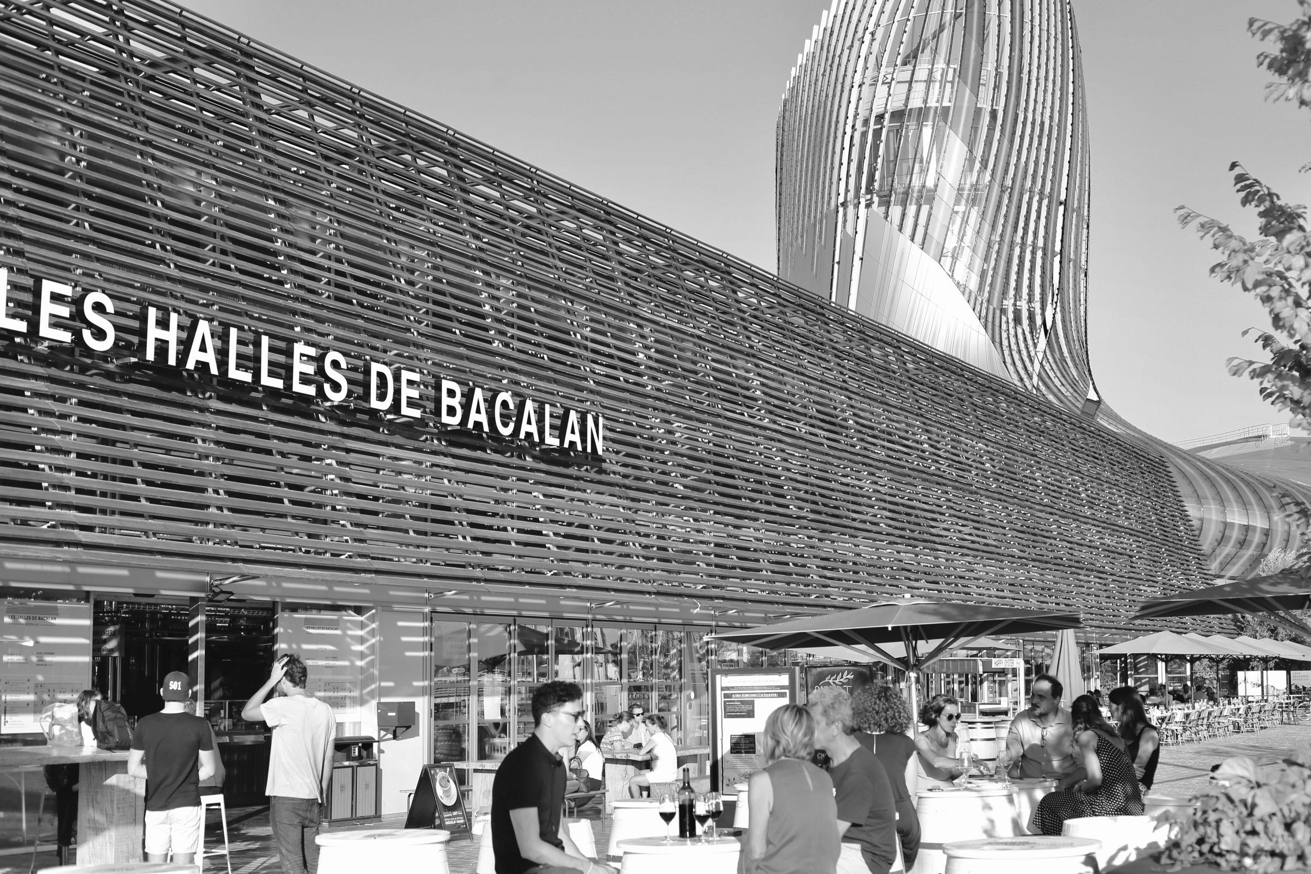 Les Halles de Bacalan, Bordeaux
