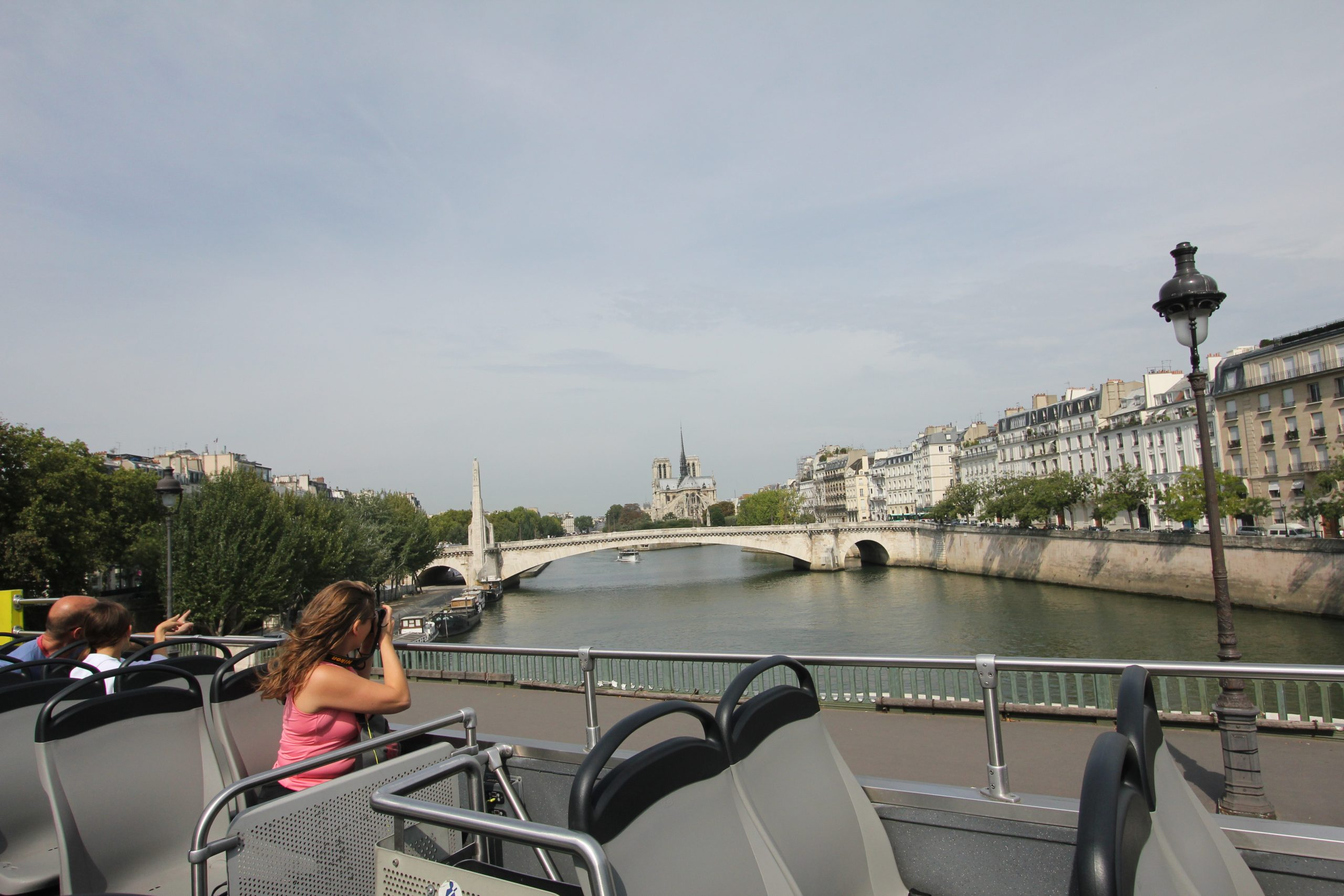 This is what Paris without tourists looks like