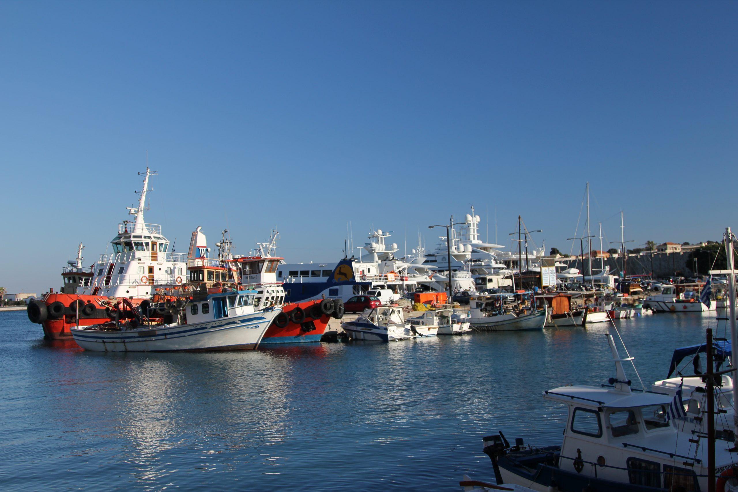 Greek Resorts Struggle Without Tourists