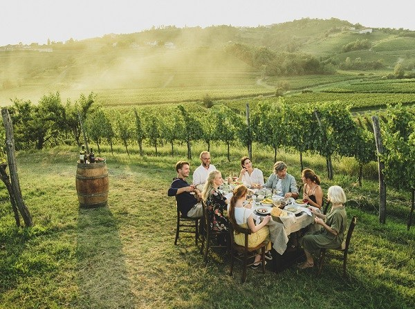 Slovenia is one of Europe's most exciting new culinary capitals with world-class chefs, a new Michelin guide and world leading wines