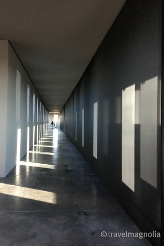 Robert Irwin Changes through the Day