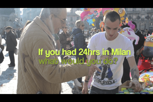 24hrs in Milan