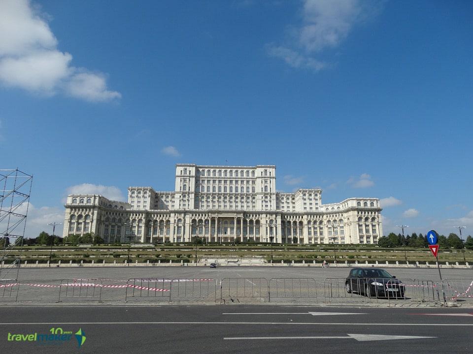 Palace of Parliament, TravelMakerTours
