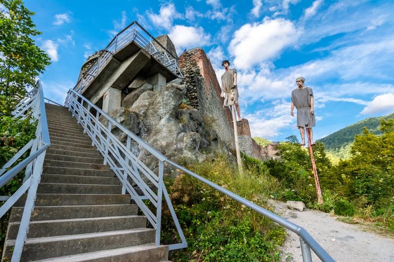Poienari Fortress, TravelMaker