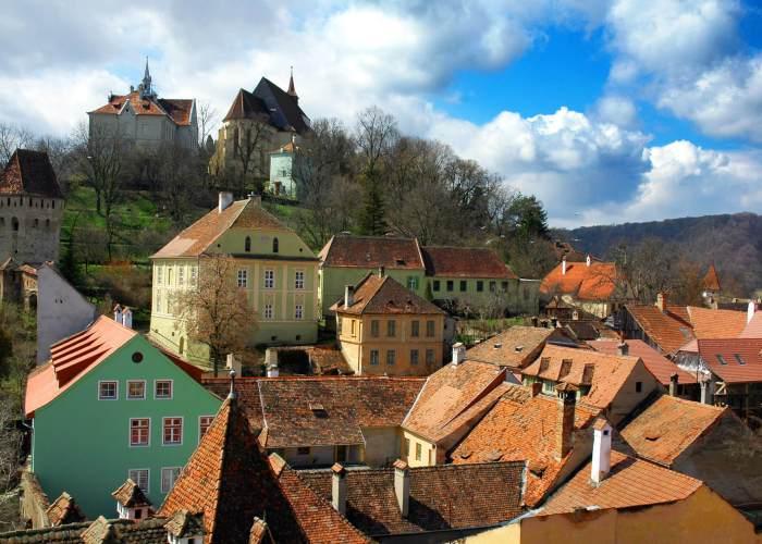 Transylvania Break Tour from Bucharest