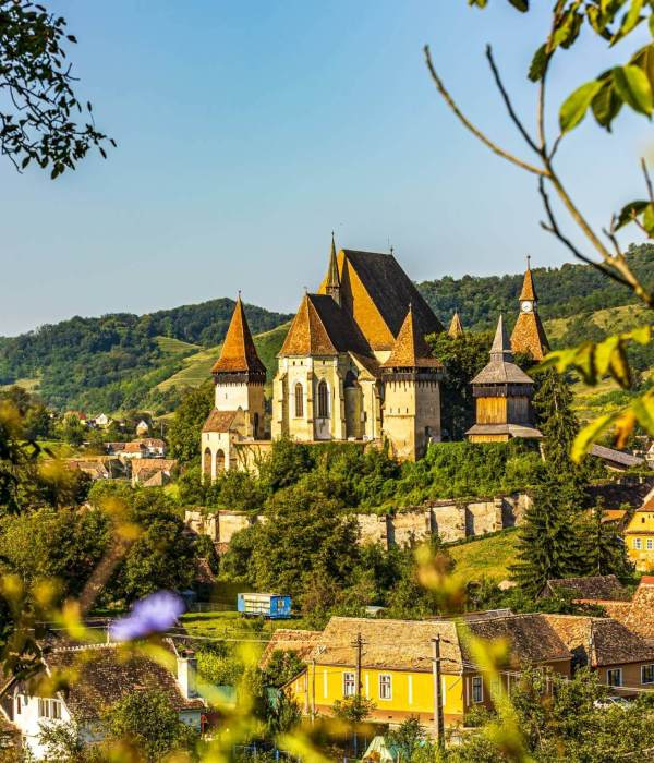 Where is Transylvania