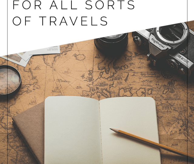Printable Packing Lists For Travel Of All Sorts From Travel With Babies And Toddlers To