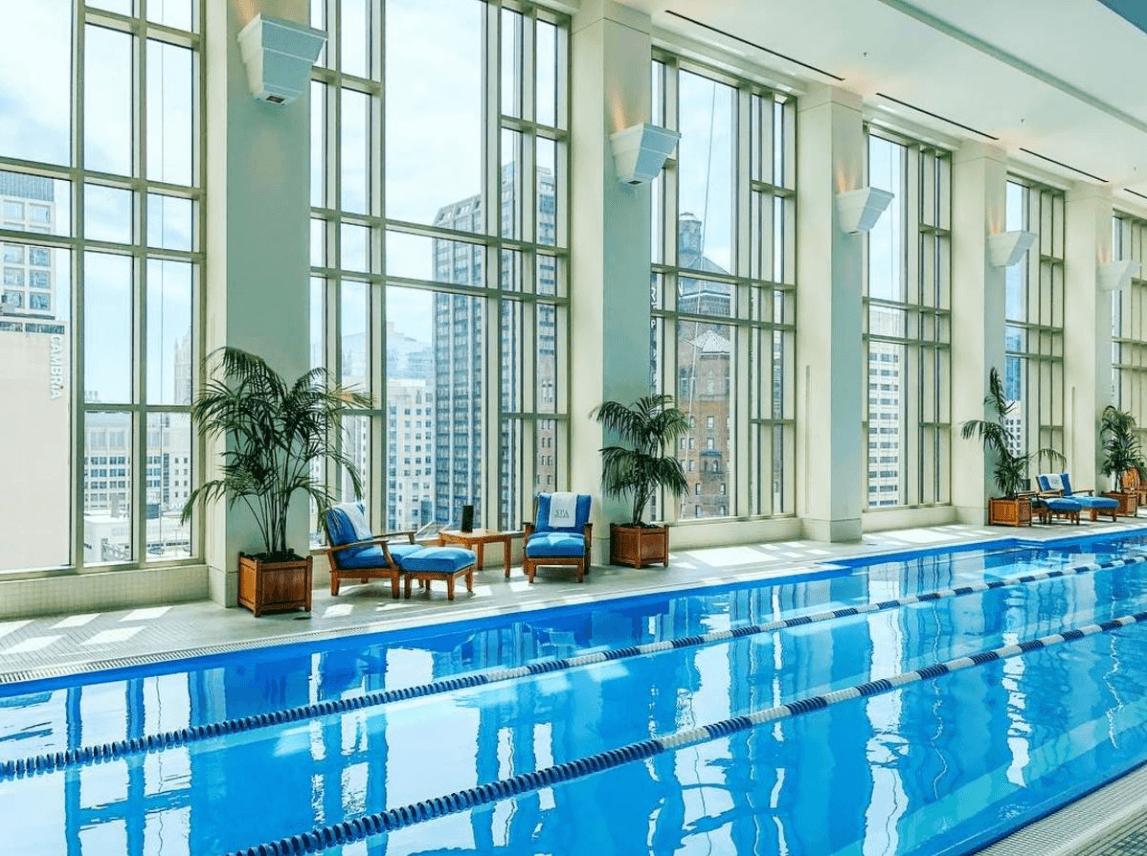 11 Best Indoor Hotel Pools For Kids