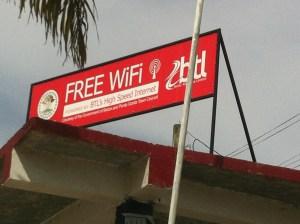 Internetzugang für Jedermann