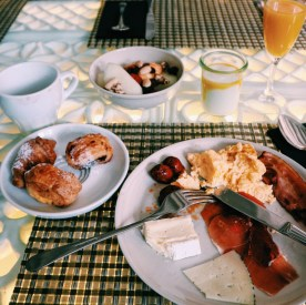 Breakfast @ HM Balanguera