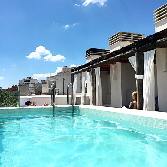 Rooftop @ HM Balanguera