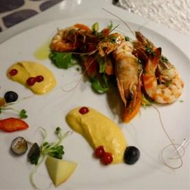 Dinner @ Ristorante Miky, Monterosso al Mare