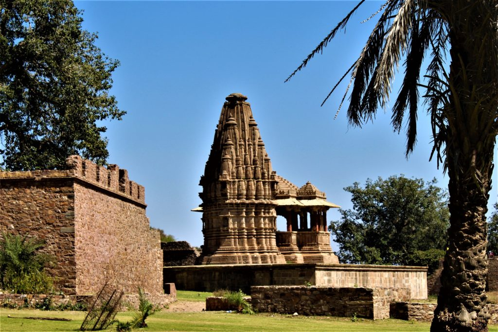 Bhangarh Fort with Kids Temples