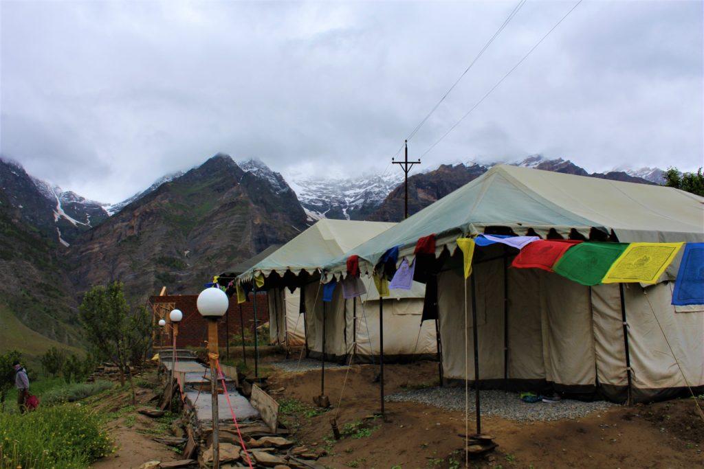 Road Trip to Leh Ladakh from Delhi Campsite Tandi