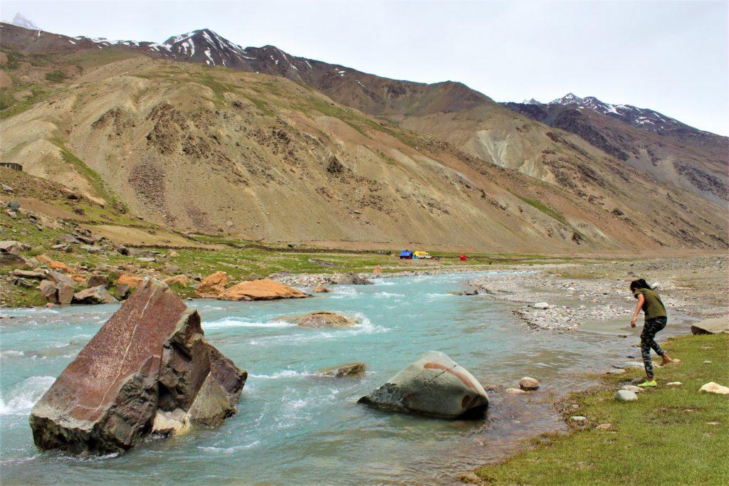 Road Trip to Leh Ladakh with Kids Leh-Ladakh beauty