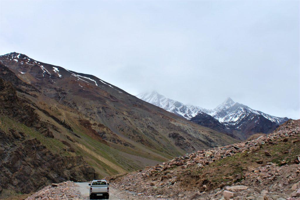 Road trip to Leh Ladakh with Kids Rugged Leh-Ladakh