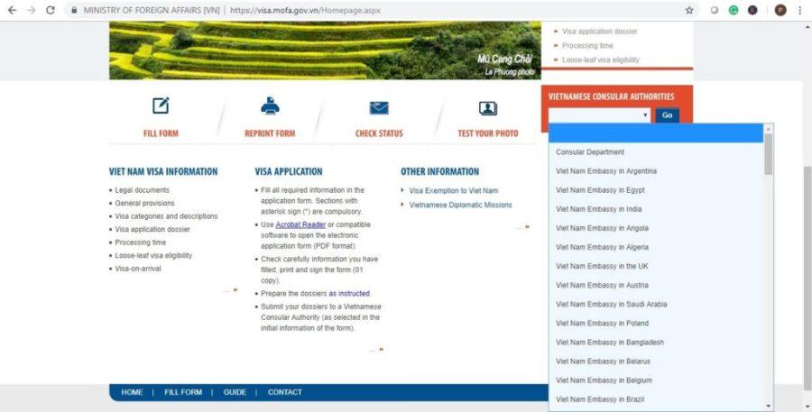 How to get a visa for Vietnam Vietnam vietnam embassies