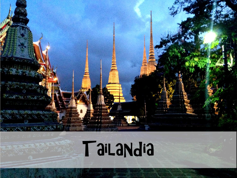 Tailandia asia