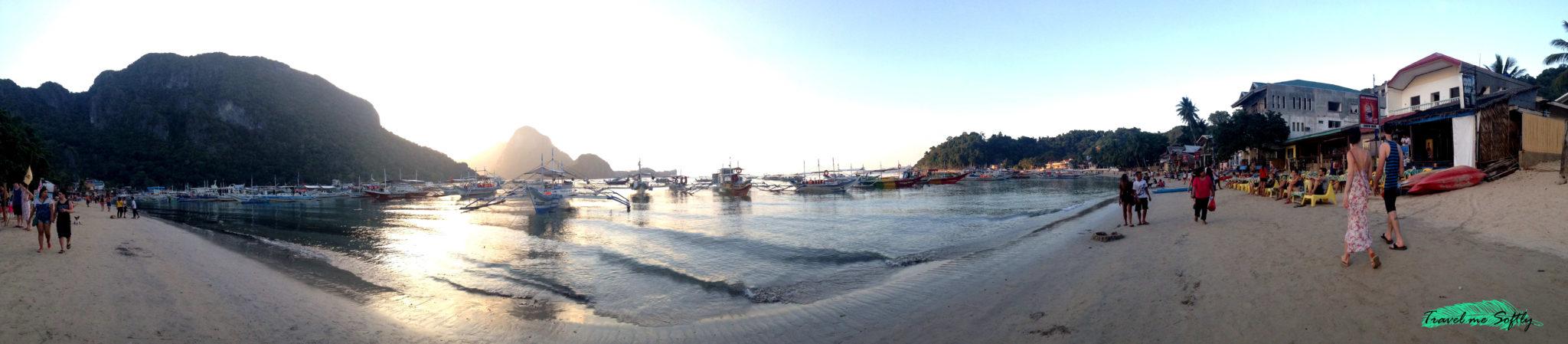 Playa de El Nido