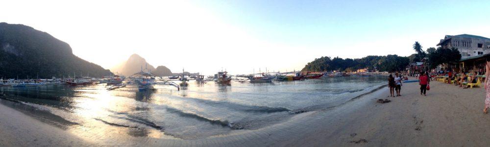 La playa de El Nido, ¿tan fea como dicen?