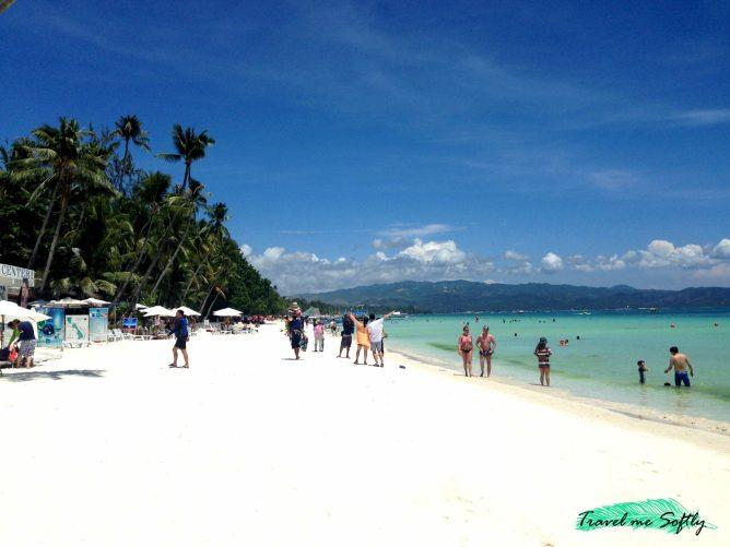 itinerario de viaje por Filipinas_Boracay