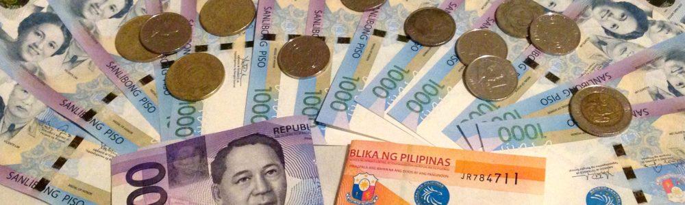 El desliz de los filipinos: devolver el cambio