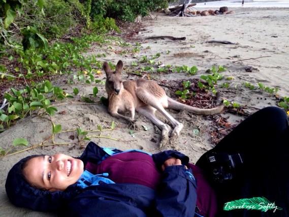 turismo responsable canguro
