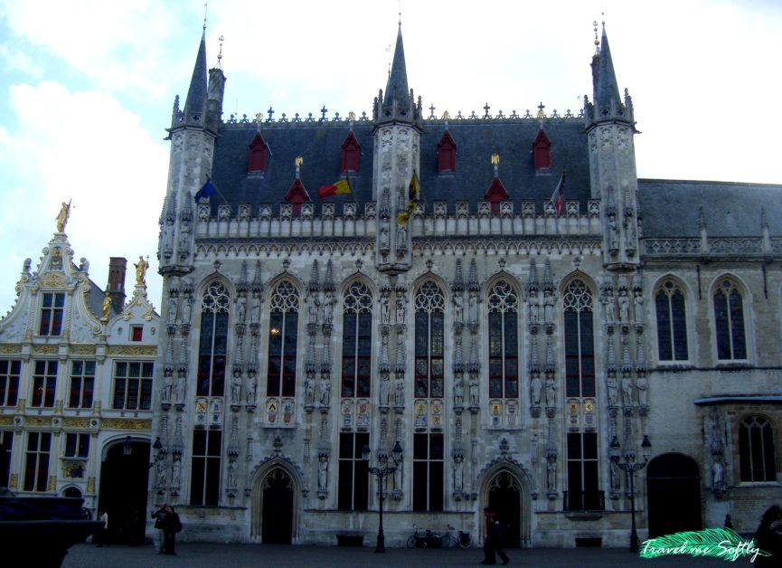 Ayuntamiento de Brujas