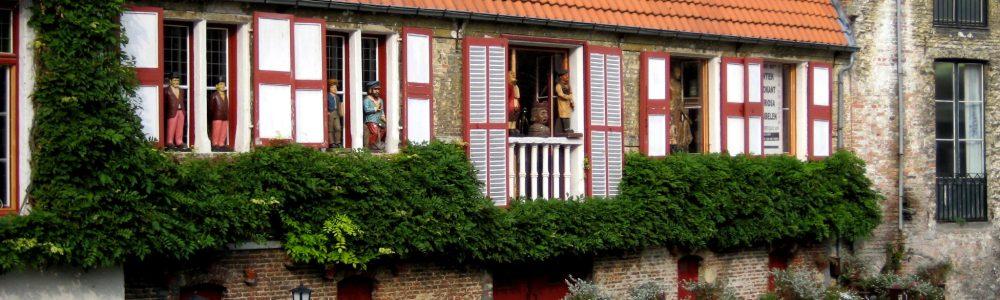 Brujas, qué ver en esta encantadora ciudad belga