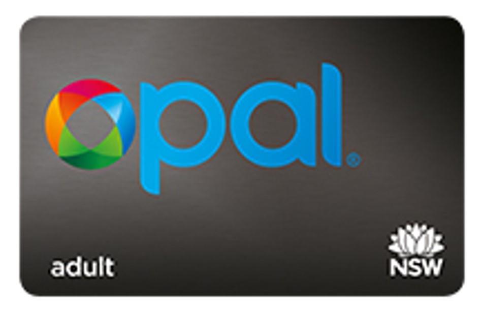 Transporte público en Sídney Opal Card