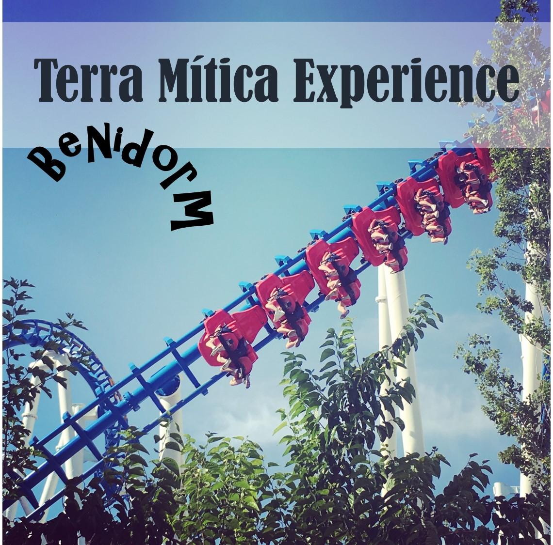 Terra Mítica Experience, un día entre bloggers y atracciones