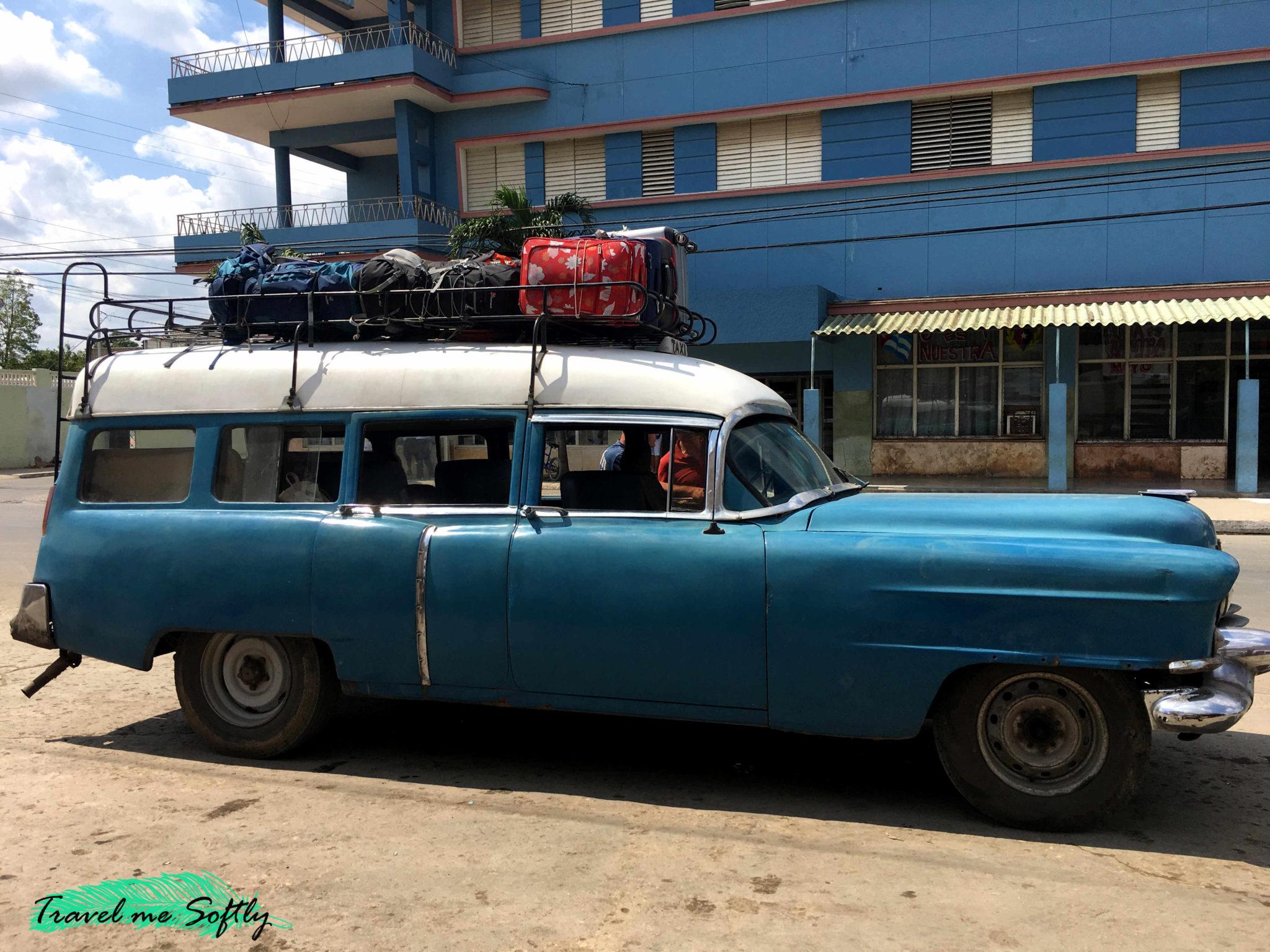 Ir de Varadero a La Habana Cuba