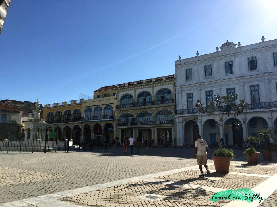 Plaza vieja La Habana Vieja