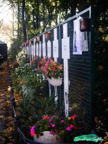 víctimas muro de Berlín