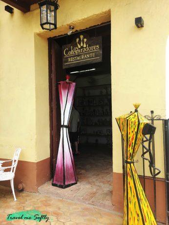Restaurantes en Trinidad Cuba