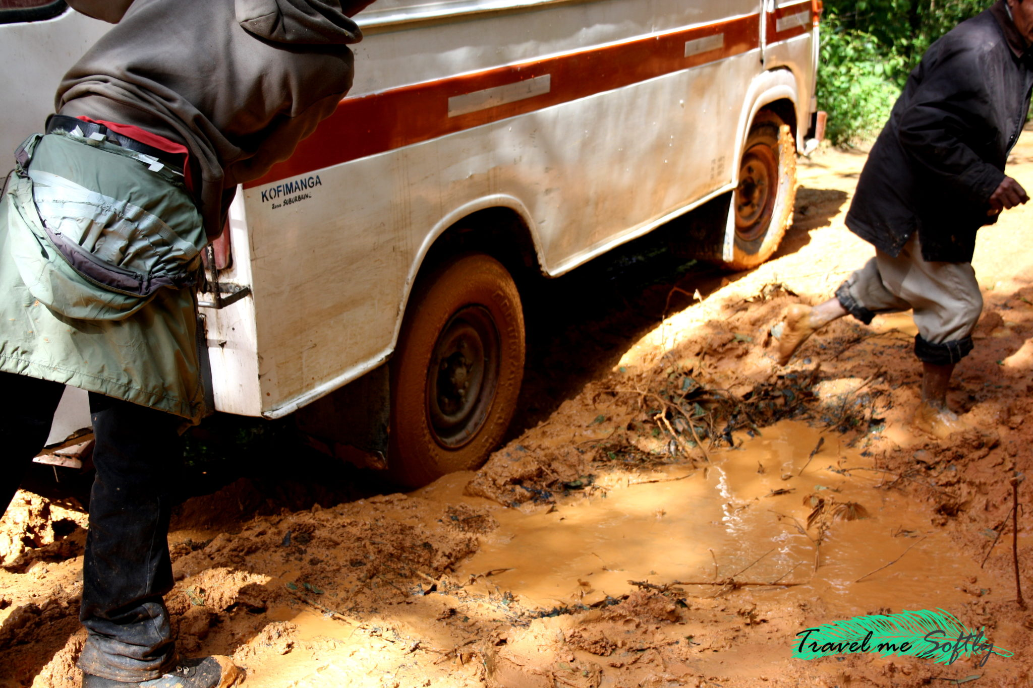 carreteras viajar a madagascar