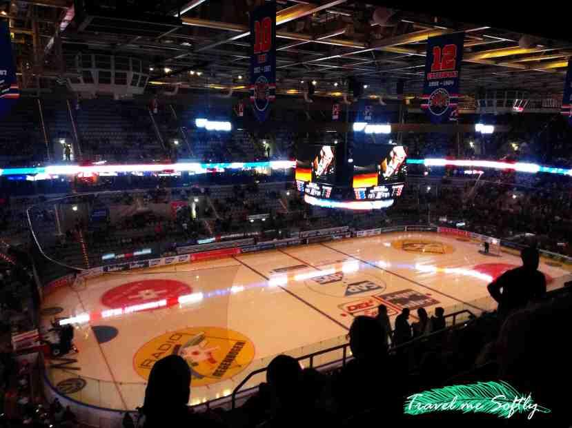 hockey sobre hielo en mannheim