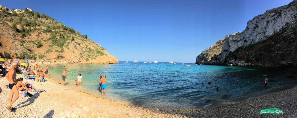 Playa de la Granadella