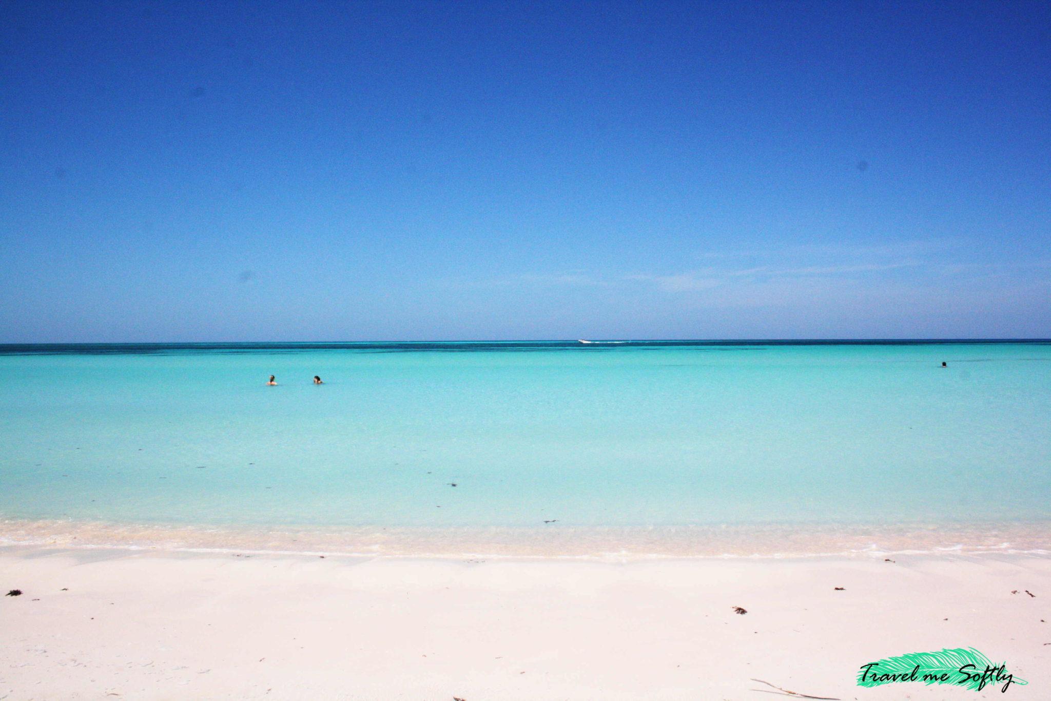 playa de Cayo Jutías