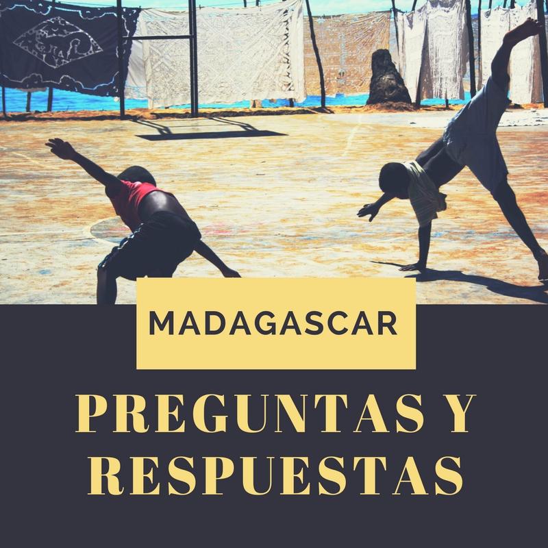 Madagascar preguntas y respuestas