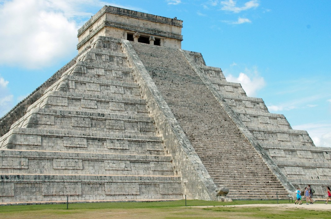 chichen itza viajar a la riviera maya