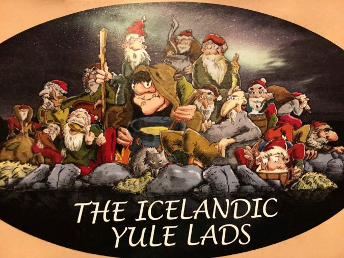 navidad en islandia