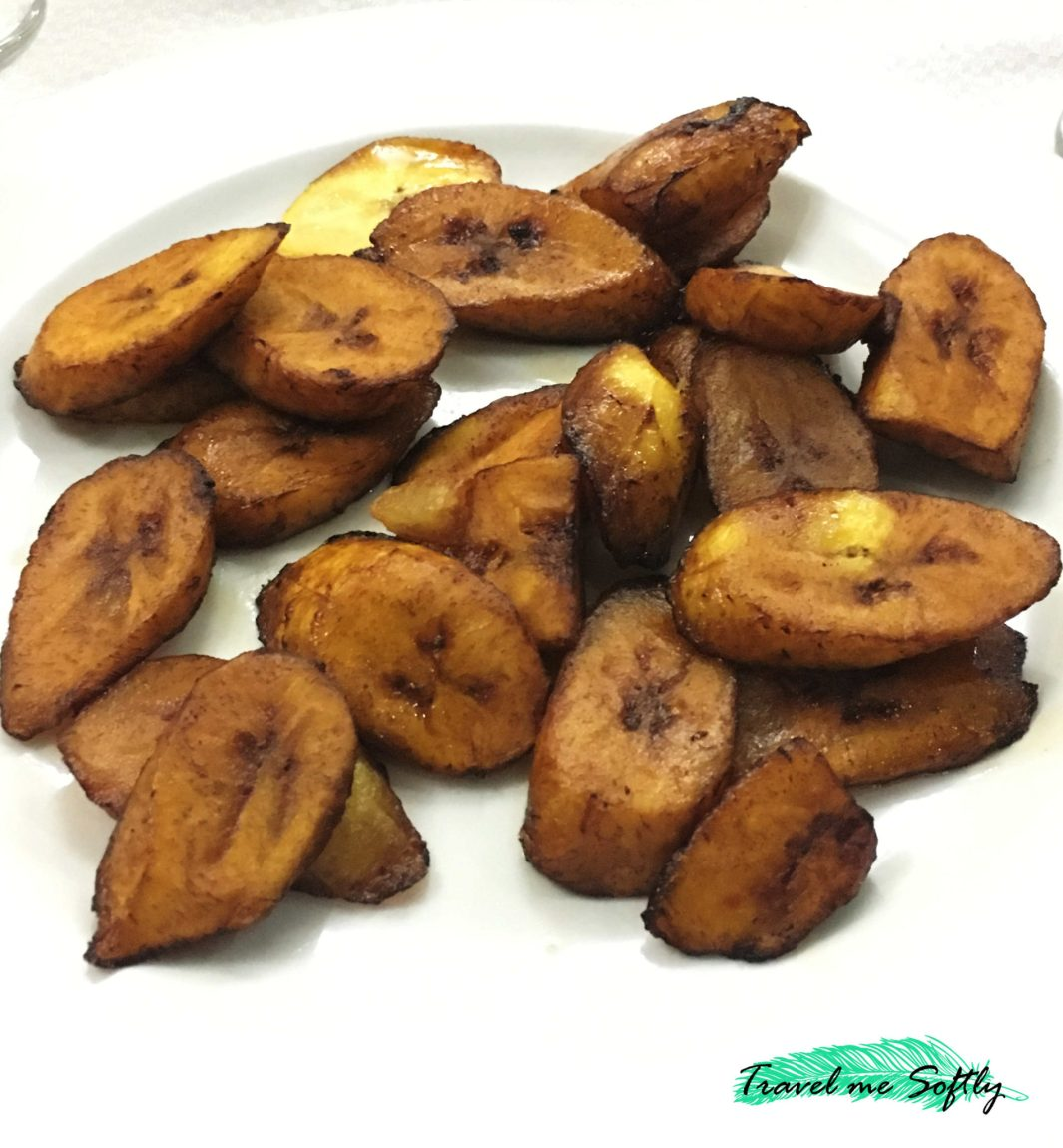 platano frito gastronomía cubana