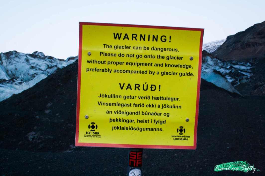 precauciones para escalada en hielo