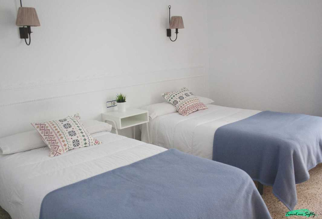 Bedroom accommodation Altaia