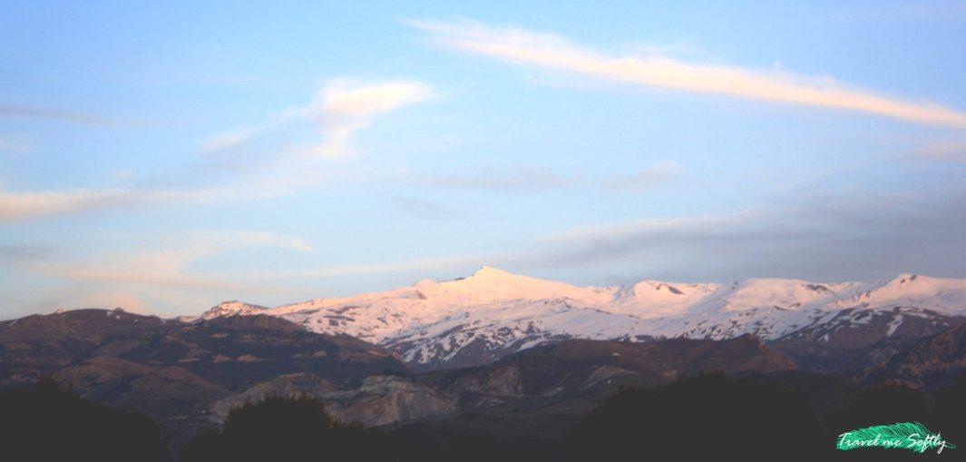 sierra nevada Granada para hacer rutas en bici de montaña