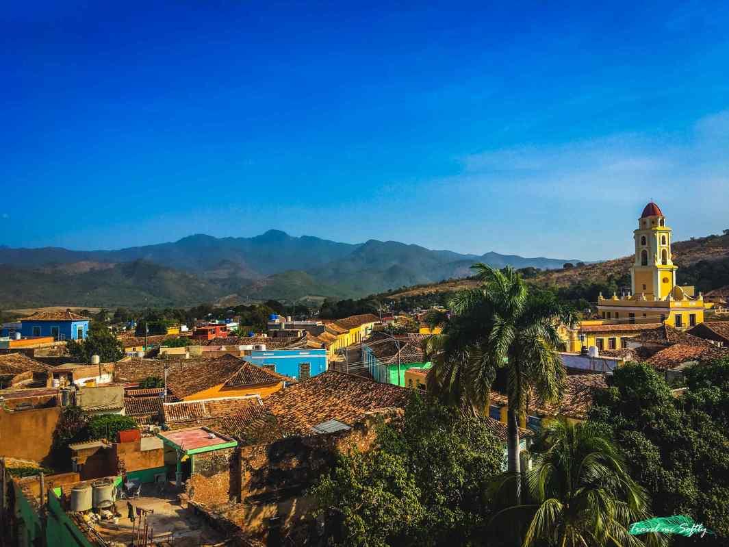 Vistas palacio cantero Trinidad
