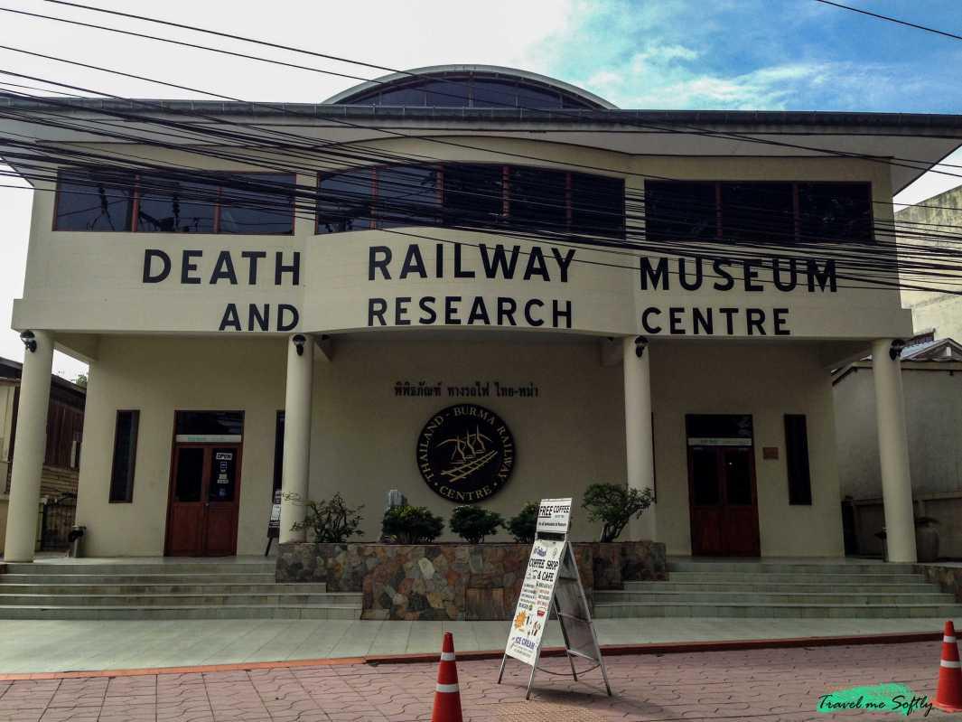 museo del ferrocarril de la muerte tailandia