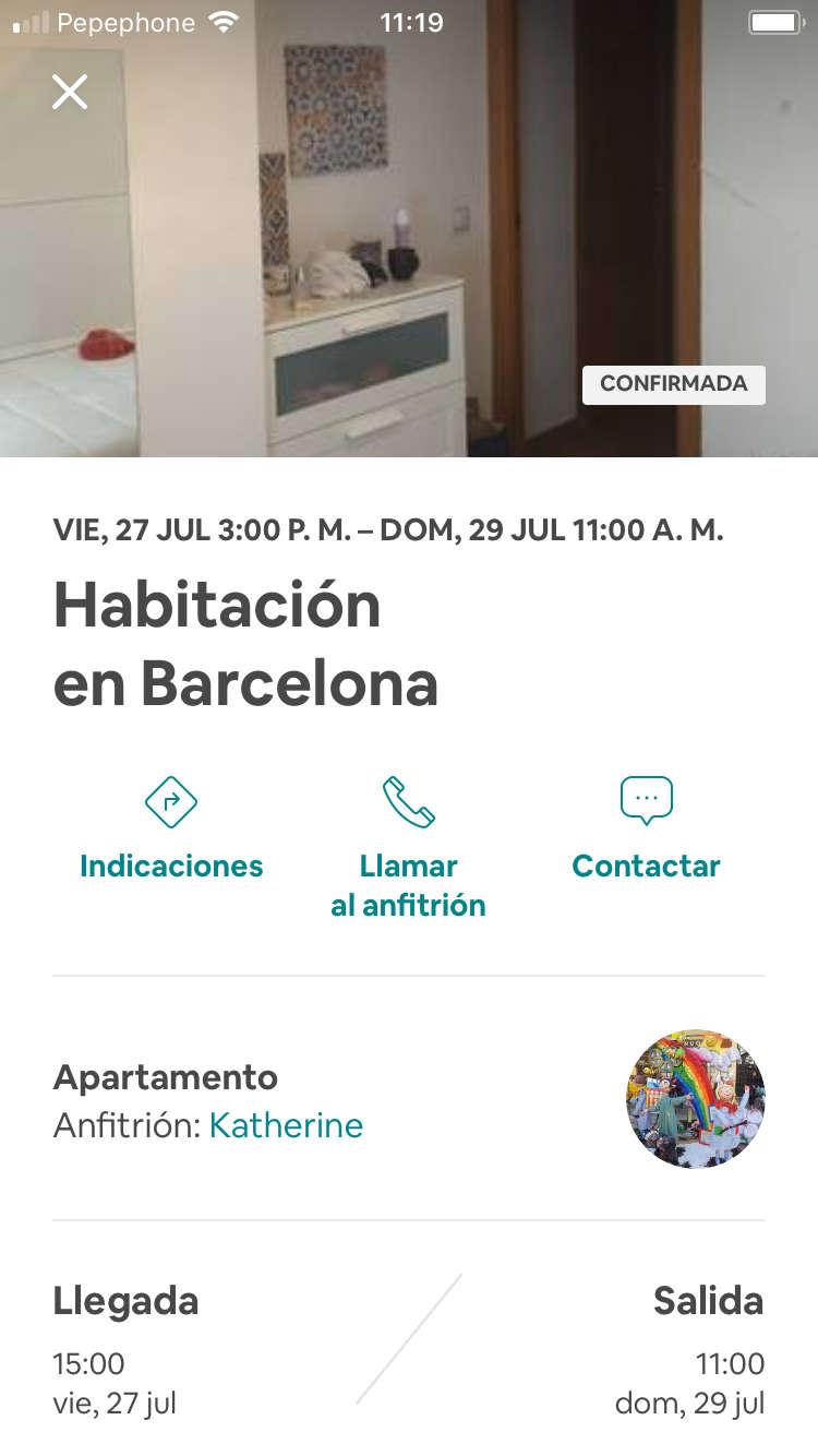 piso barcelona estafados en airbnb