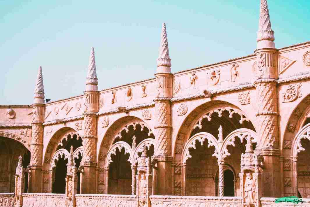 claustro monasterio san jeronimo